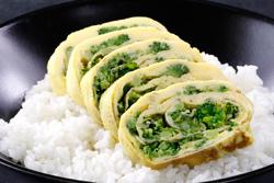 蔬菜厚蛋燒,想不到蔬菜這樣做超好吃-日韓南洋料理