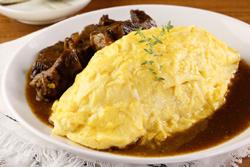 好奇嗎?蛋包飯如何包住蛋汁!-日韓南洋料理