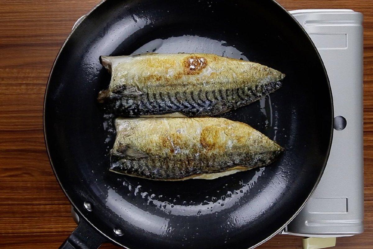 煎鯖魚好吃,這樣變化更好吃