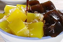懶人消暑法,變出黑糖粉粿真簡單-中華料理