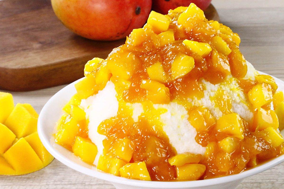 芒果冰一定要加這一味,整個夏天就靠它了!