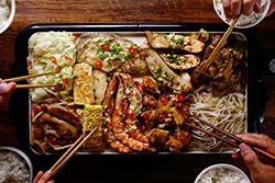 愛吃鐵板燒看這裡!-中華料理