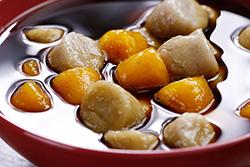 超美味芋圓地瓜圓自己做-中華料理
