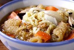 古早味白菜滷-中華料理