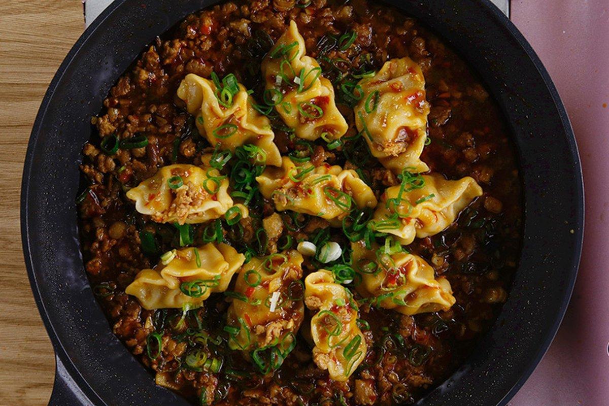 七種讓水餃更好吃的神奇變化。