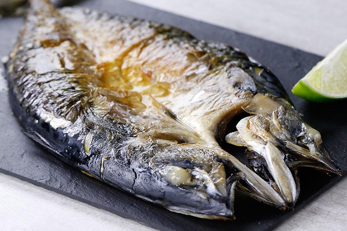 一夜干煎或烤,都鮮嫩好吃!