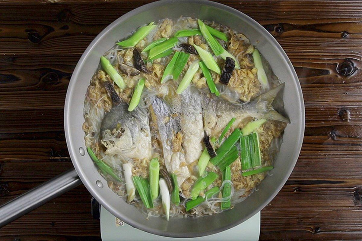 暖呼呼鯧魚米粉,讓你一年昌盛有餘!-中華料理
