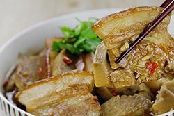 一塊五花肉,竟然可以這樣變化∼神奇!-中華料理