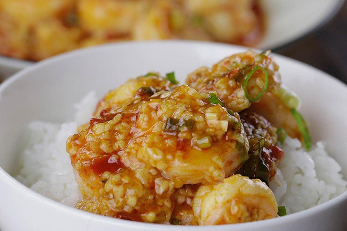 六種蝦仁料理,點破秘訣你就是大廚!