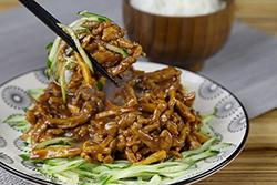 豆干肉絲還可以這樣調味!-中華料理