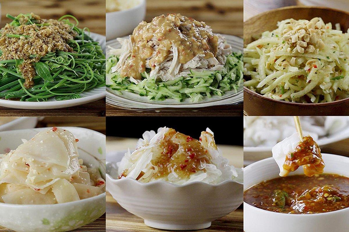 6道夏日涼拌醬 做菜配涼麵都爽口