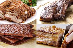從小吃不膩!五花肉的四種烤法-中華料理