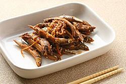 蜜汁小魚-日韓南洋料理