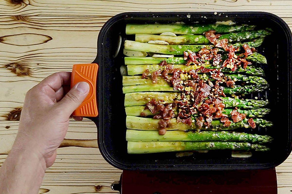 蒸煮蔬菜保留原味鮮甜!