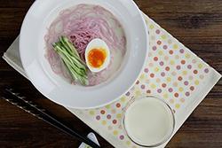 豆漿的變化用法-中華料理