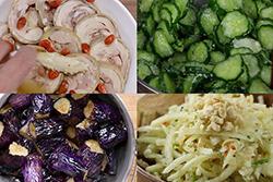 7道夏天下飯涼菜!-中華料理
