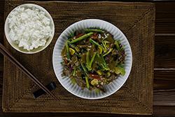 四大人氣快炒牛肉現學現賣-中華料理