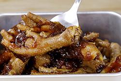 排隊雞腳凍,夏天吃超清涼!-中華料理