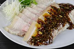 天氣熱水煮肉最下飯∼-中華料理