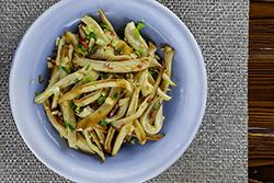 四道杏鮑菇料理-中華料理