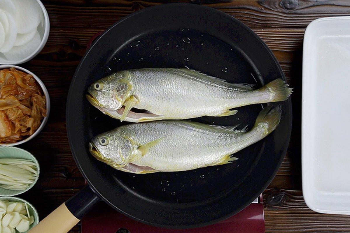 一鍋到底魚料理!