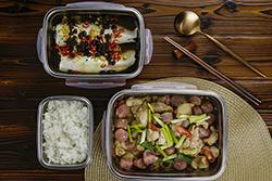 一鍋兩菜!-中華料理