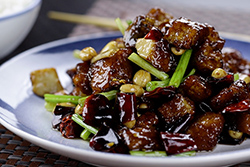 6道素食餐廳菜-中華料理