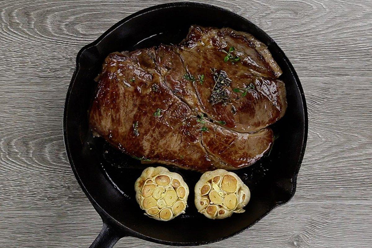 超值牛排六種氣派烤法!