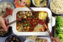 爆紅花雕雞鍋,原來這麼簡單!-中華料理