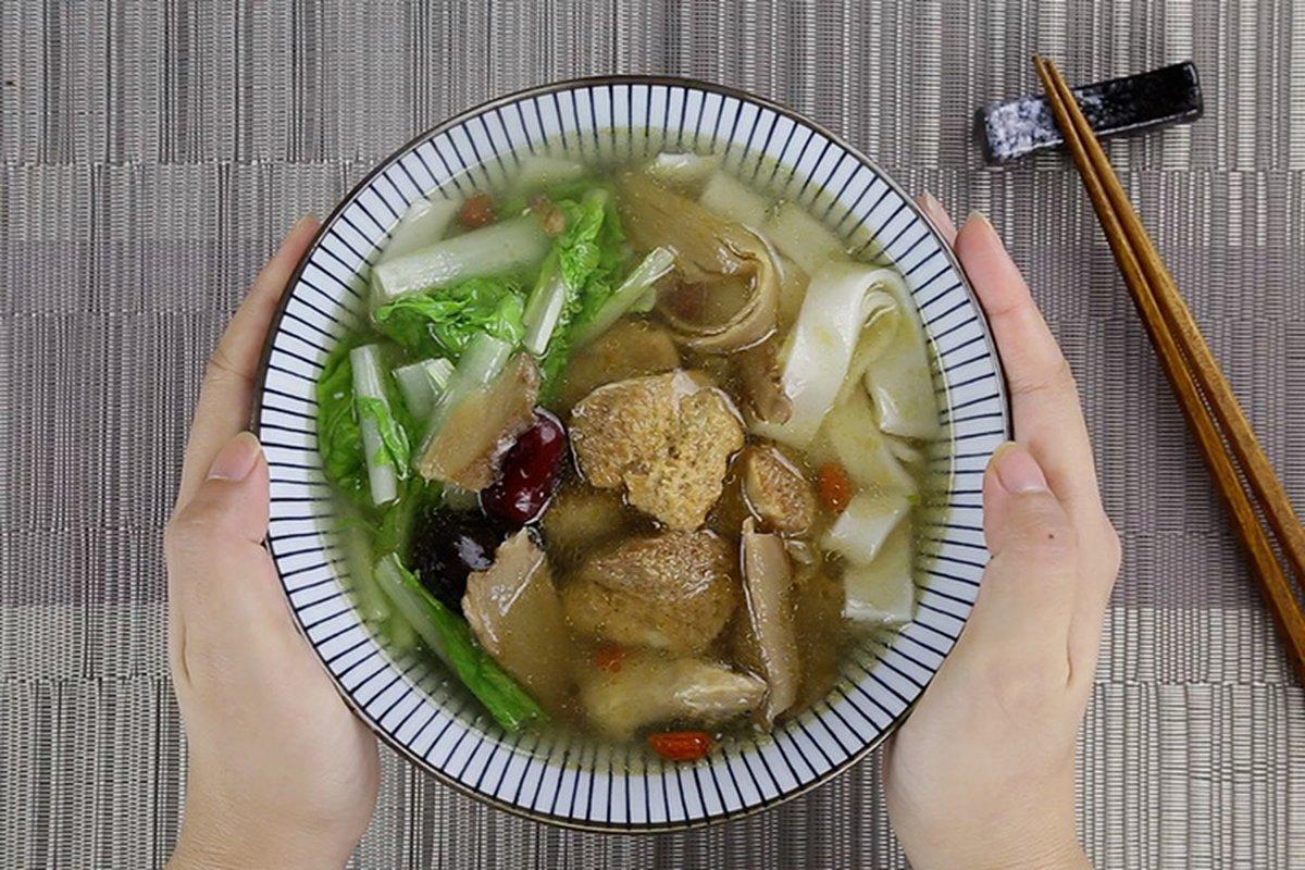 哇!暖呼呼的麻油猴頭菇,八種變化吃法∼