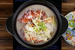 砂鍋煲粥更香濃-中華料理
