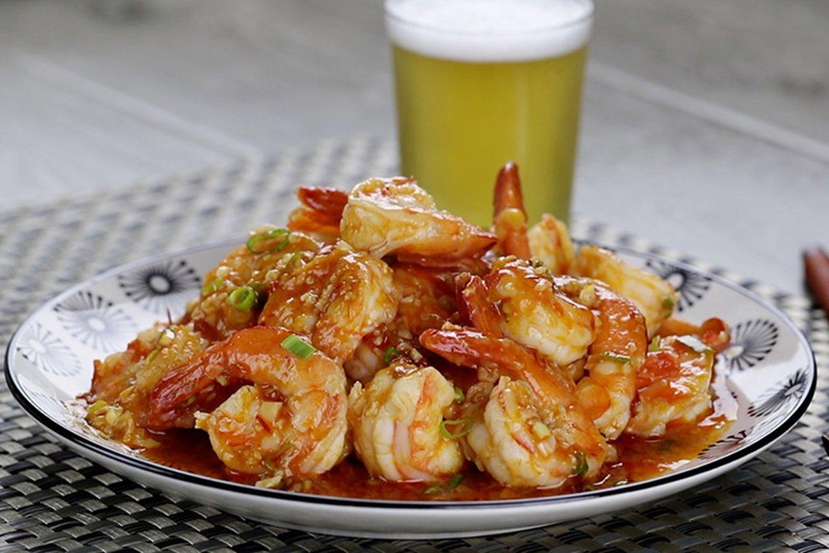 下飯經典蝦仁料理