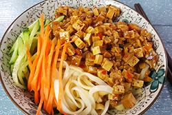 6種拌麵醬-中華料理