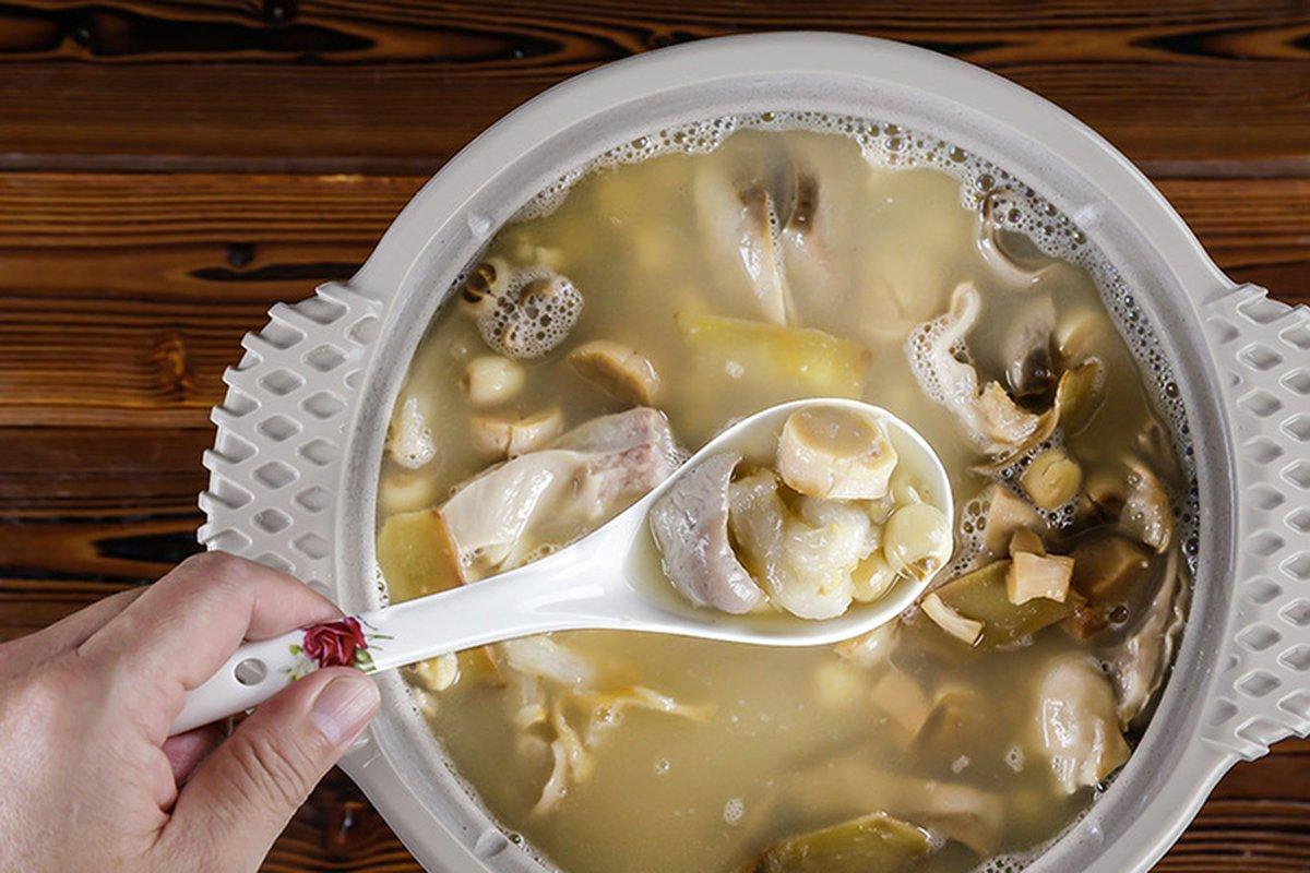 氣煲鍋4道煲湯