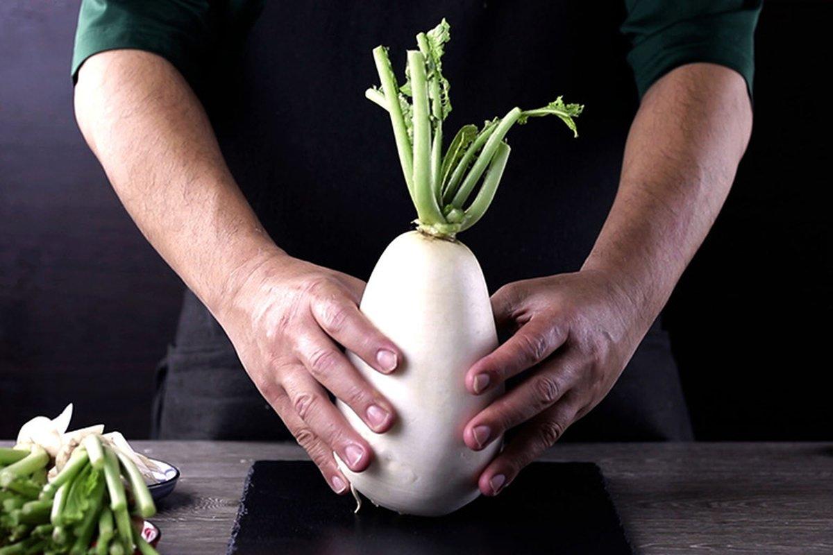 大神奇!一根蘿蔔六道料理!