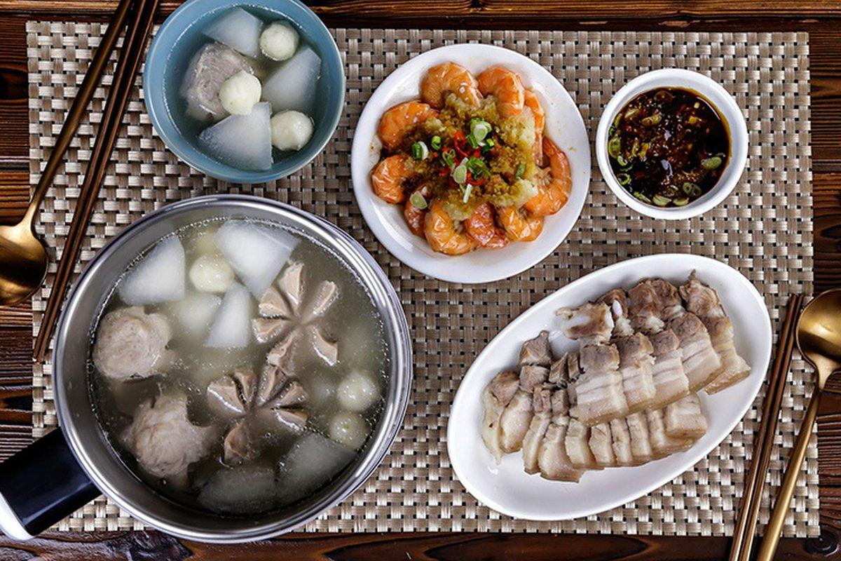 美食鍋變更強大!一鍋多菜的享受-中華料理
