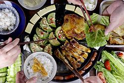 烤盤4道快速上桌~-中華料理