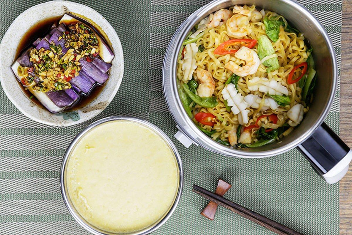 新設計美食鍋一鍋三菜