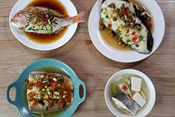 四種魚料理,一次學會!-中華料理