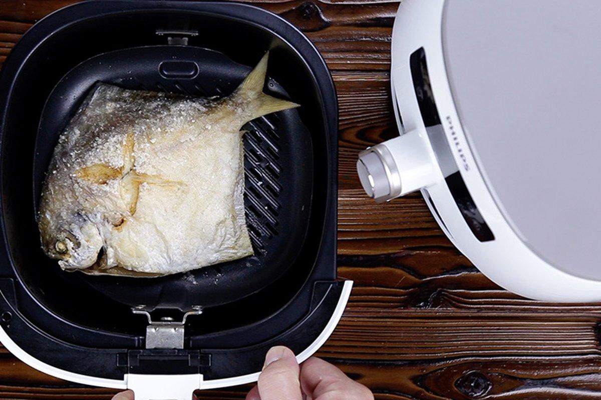 氣炸鍋做年菜,炸物不用看油溫