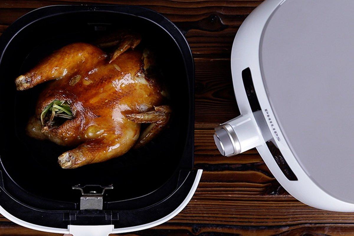 神奇氣炸原理,讓手扒雞隨時上桌!