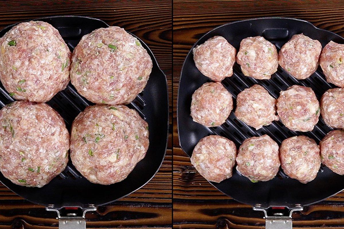 肉丸子要好吃原來這麼簡單!
