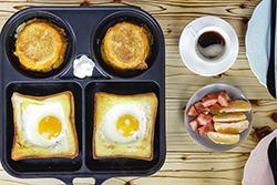 神奇早餐盤,千變萬化不失敗蛋料理!-中華料理