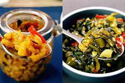 辣蘿蔔+炒酸菜,小配菜大明星!-中華料理