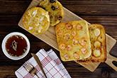 八種人氣煎餅,山珍海味