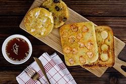 八種人氣煎餅,山珍海味-中華料理