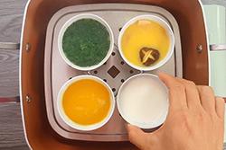 4種蒸蛋-中華料理