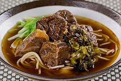 紅燒牛肉麵-中華料理