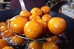 夜市地瓜球-中華料理