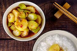 夏天到了,最開胃醃漬菜一次上桌∼-中華料理